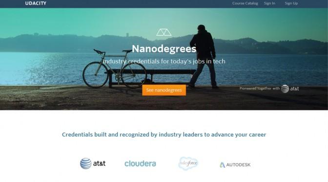 Free Udacity Nanodegree courses: Full Stack Web Developer